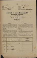 Popis prebivalstva 31. 12. 1869<br />Ljubljana<br />Svetega Petra predmestje 162<br />Population census 31 December 1869
