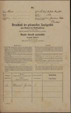 Popis prebivalstva 31. 12. 1869<br />Ljubljana<br />Svetega Petra predmestje 163<br />Population census 31 December 1869