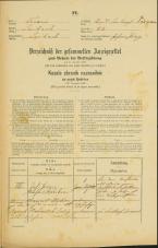 Popis prebivalstva 31. 12. 1869<br />Ljubljana<br />Trnovsko predmestje 62<br />Population census 31 December 1869