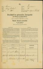 Popis prebivalstva 31. 12. 1869<br />Ljubljana<br />Trnovsko predmestje 76<br />Population census 31 December 1869