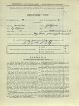 Popis prebivalstva 31. 3. 1931<br />Ljubljana<br />Aleksandrova cesta 10<br />Population census 31 March 1931