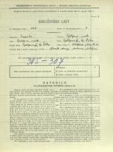 Popis prebivalstva 31. 3. 1931<br />Ljubljana<br />Aleševčeva ulica 11<br />Population census 31 March 1931