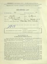 Popis prebivalstva 31. 3. 1931<br />Ljubljana<br />Beljaška ulica 10<br />Population census 31 March 1931