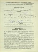 Popis prebivalstva 31. 3. 1931<br />Ljubljana<br />Bežigrad 14<br />Population census 31 March 1931