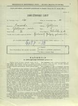 Popis prebivalstva 31. 3. 1931<br />Ljubljana<br />Celovška cesta 14<br />Population census 31 March 1931