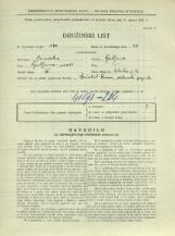 Popis prebivalstva 31. 3. 1931<br />Ljubljana<br />Celovška cesta 21<br />Population census 31 March 1931