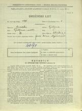Popis prebivalstva 31. 3. 1931<br />Ljubljana<br />Celovška cesta 3<br />Population census 31 March 1931
