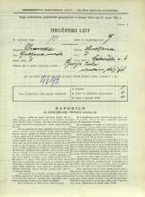 Popis prebivalstva 31. 3. 1931<br />Ljubljana<br />Celovška cesta 4<br />Population census 31 March 1931