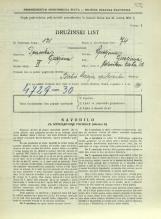 Popis prebivalstva 31. 3. 1931<br />Ljubljana<br />Celovška cesta 62<br />Population census 31 March 1931