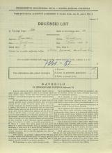 Popis prebivalstva 31. 3. 1931<br />Ljubljana<br />Črna vas 17<br />Population census 31 March 1931