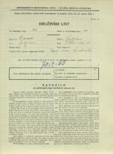 Popis prebivalstva 31. 3. 1931<br />Ljubljana<br />Črna vas 18<br />Population census 31 March 1931