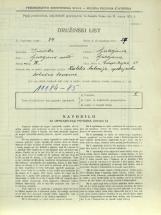 Popis prebivalstva 31. 3. 1931<br />Ljubljana<br />Einspielerjeva ulica 24<br />Population census 31 March 1931