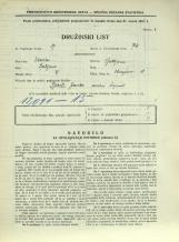 Popis prebivalstva 31. 3. 1931<br />Ljubljana<br />Florijanska ulica 18<br />Population census 31 March 1931