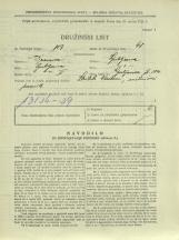 Popis prebivalstva 31. 3. 1931<br />Ljubljana<br />Galjevica 104<br />Population census 31 March 1931