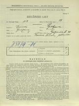 Popis prebivalstva 31. 3. 1931<br />Ljubljana<br />Galjevica 78<br />Population census 31 March 1931