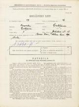 Popis prebivalstva 31. 3. 1931<br />Ljubljana<br />Gerbičeva ulica 18<br />Population census 31 March 1931