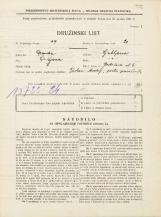 Popis prebivalstva 31. 3. 1931<br />Ljubljana<br />Gerbičeva ulica 6<br />Population census 31 March 1931