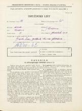 Popis prebivalstva 31. 3. 1931<br />Ljubljana<br />Gledališka ulica 10<br />Population census 31 March 1931