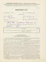 Popis prebivalstva 31. 3. 1931<br />Ljubljana<br />Gledališka ulica 3<br />Population census 31 March 1931