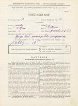 Popis prebivalstva 31. 3. 1931<br />Ljubljana<br />Gledališka ulica 5<br />Population census 31 March 1931