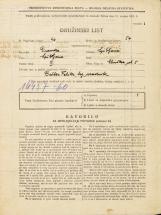 Popis prebivalstva 31. 3. 1931<br />Ljubljana<br />Glinška ulica 5<br />Population census 31 March 1931