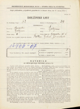 Popis prebivalstva 31. 3. 1931<br />Ljubljana<br />Gosposka ulica 5<br />Population census 31 March 1931