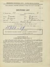 Popis prebivalstva 31. 3. 1931<br />Ljubljana<br />Grablovičeva ulica 22<br />Population census 31 March 1931