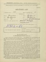 Popis prebivalstva 31. 3. 1931<br />Ljubljana<br />Grablovičeva ulica 30<br />Population census 31 March 1931