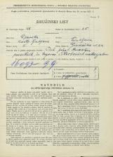 Popis prebivalstva 31. 3. 1931<br />Ljubljana<br />Gradaška ulica 22<br />Population census 31 March 1931