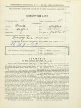 Popis prebivalstva 31. 3. 1931<br />Ljubljana<br />Gradišče 10<br />Population census 31 March 1931