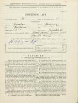 Popis prebivalstva 31. 3. 1931<br />Ljubljana<br />Gradišče 12<br />Population census 31 March 1931