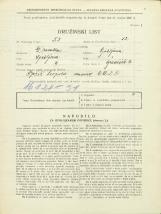 Popis prebivalstva 31. 3. 1931<br />Ljubljana<br />Gradišče 2<br />Population census 31 March 1931