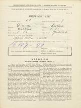 Popis prebivalstva 31. 3. 1931<br />Ljubljana<br />Gradišče 3<br />Population census 31 March 1931