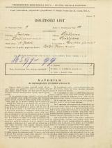 Popis prebivalstva 31. 3. 1931<br />Ljubljana<br />Grajska planota 1<br />Population census 31 March 1931