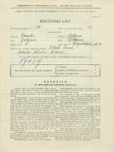 Popis prebivalstva 31. 3. 1931<br />Ljubljana<br />Gregorčičeva ulica 10<br />Population census 31 March 1931