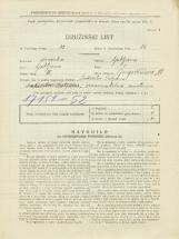 Popis prebivalstva 31. 3. 1931<br />Ljubljana<br />Gregorčičeva ulica 11<br />Population census 31 March 1931