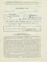 Popis prebivalstva 31. 3. 1931<br />Ljubljana<br />Groharjeva ulica 12<br />Population census 31 March 1931