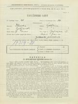 Popis prebivalstva 31. 3. 1931<br />Ljubljana<br />Groharjeva ulica 15<br />Population census 31 March 1931