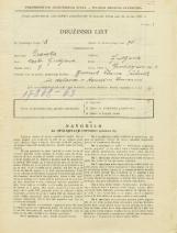 Popis prebivalstva 31. 3. 1931<br />Ljubljana<br />Groharjeva ulica 2<br />Population census 31 March 1931