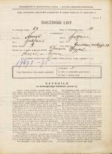 Popis prebivalstva 31. 3. 1931<br />Ljubljana<br />Grudnovo nabrežje 13<br />Population census 31 March 1931