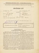 Popis prebivalstva 31. 3. 1931<br />Ljubljana<br />Hauptmanca 1<br />Population census 31 March 1931