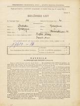 Popis prebivalstva 31. 3. 1931<br />Ljubljana<br />Herbersteinova ulica 10<br />Population census 31 March 1931