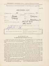 Popis prebivalstva 31. 3. 1931<br />Ljubljana<br />Herbersteinova ulica 14<br />Population census 31 March 1931