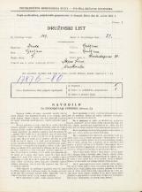 Popis prebivalstva 31. 3. 1931<br />Ljubljana<br />Hradeckega vas 30<br />Population census 31 March 1931