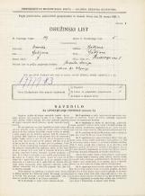 Popis prebivalstva 31. 3. 1931<br />Ljubljana<br />Hradeckega vas 5<br />Population census 31 March 1931