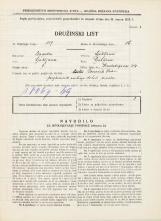 Popis prebivalstva 31. 3. 1931<br />Ljubljana<br />Hradeckega vas 64<br />Population census 31 March 1931