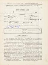 Popis prebivalstva 31. 3. 1931<br />Ljubljana<br />Hradeckega vas 78<br />Population census 31 March 1931