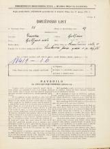 Popis prebivalstva 31. 3. 1931<br />Ljubljana<br />Hranilniška cesta 11<br />Population census 31 March 1931