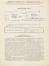 Popis prebivalstva 31. 3. 1931<br />Ljubljana<br />Hranilniška cesta 13<br />Population census 31 March 1931