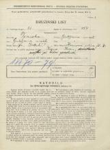 Popis prebivalstva 31. 3. 1931<br />Ljubljana<br />Hrenova ulica 18<br />Population census 31 March 1931